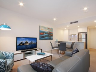 View profile: IQ Smart Apartments, Braddon - 203