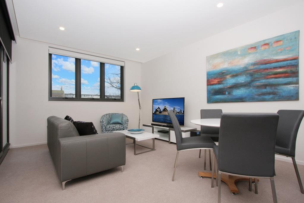 IQ Smart Apartments, Braddon - 404/53