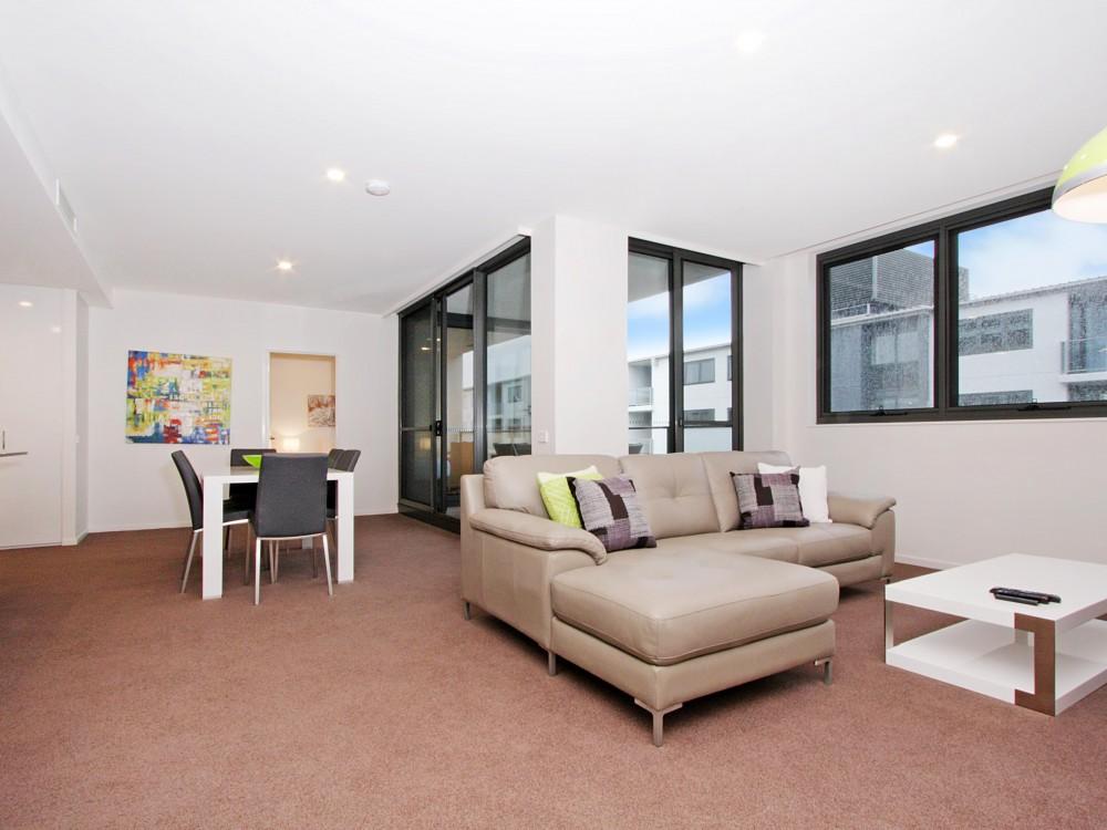 IQ Smart Apartments, Braddon - 602