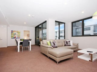 View profile: IQ Smart Apartments, Braddon - 602