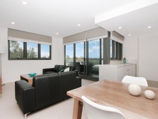 View profile: IQ Smart Apartments, Braddon - 507